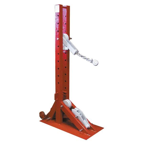 10-Ton Pulling Post