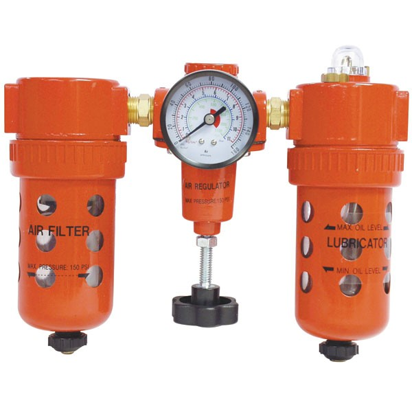 Air Filter - Regulator - Lubricator Unit