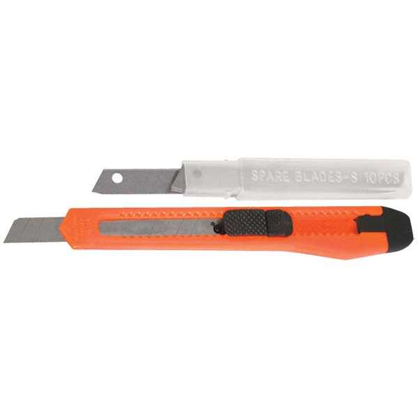 Snap Blade Knife & Blades - Carded