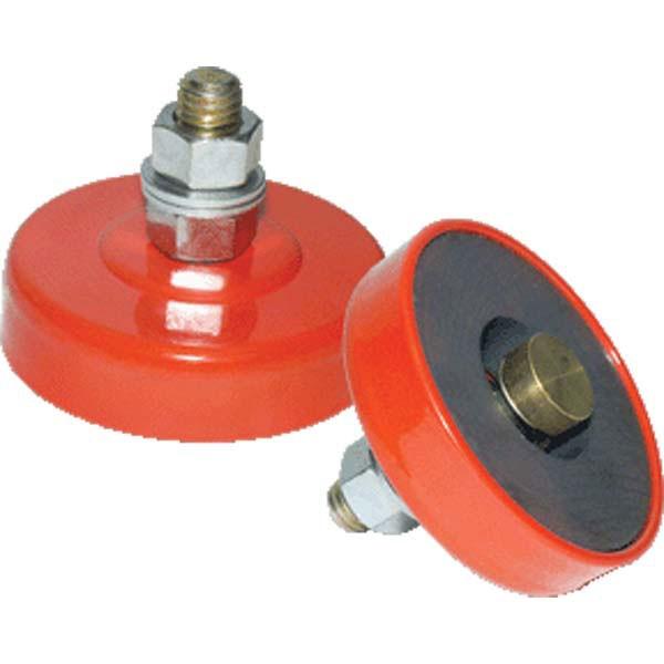 """Round Magnetic Grounding  Block -3"""" Diameter"""