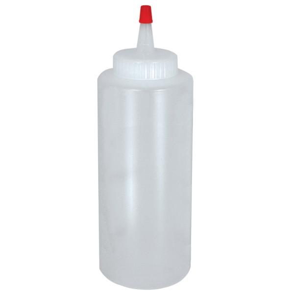 12 oz Bottle & Spout, Wide Mouth