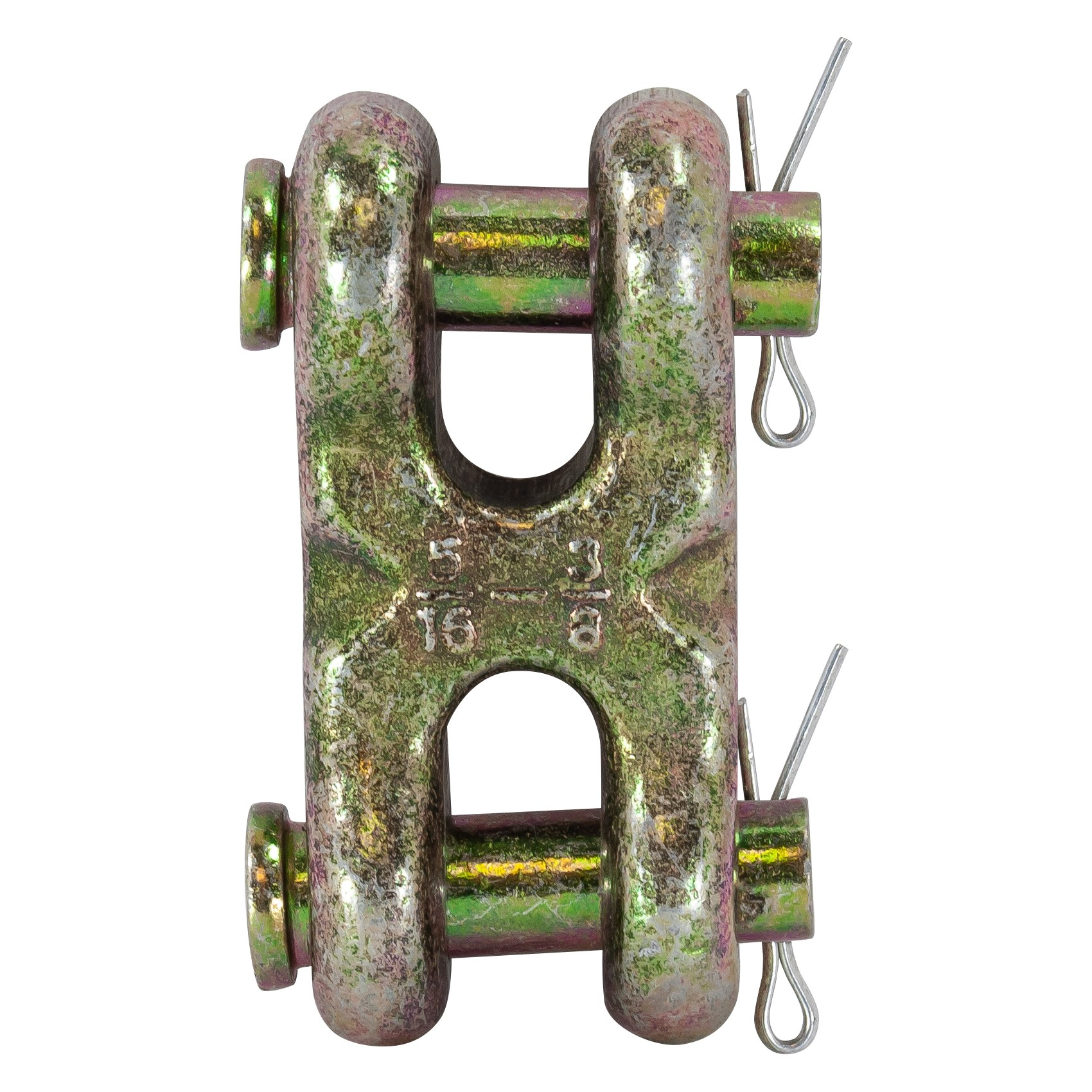 Alloy Double Clevis Links - 3/8""