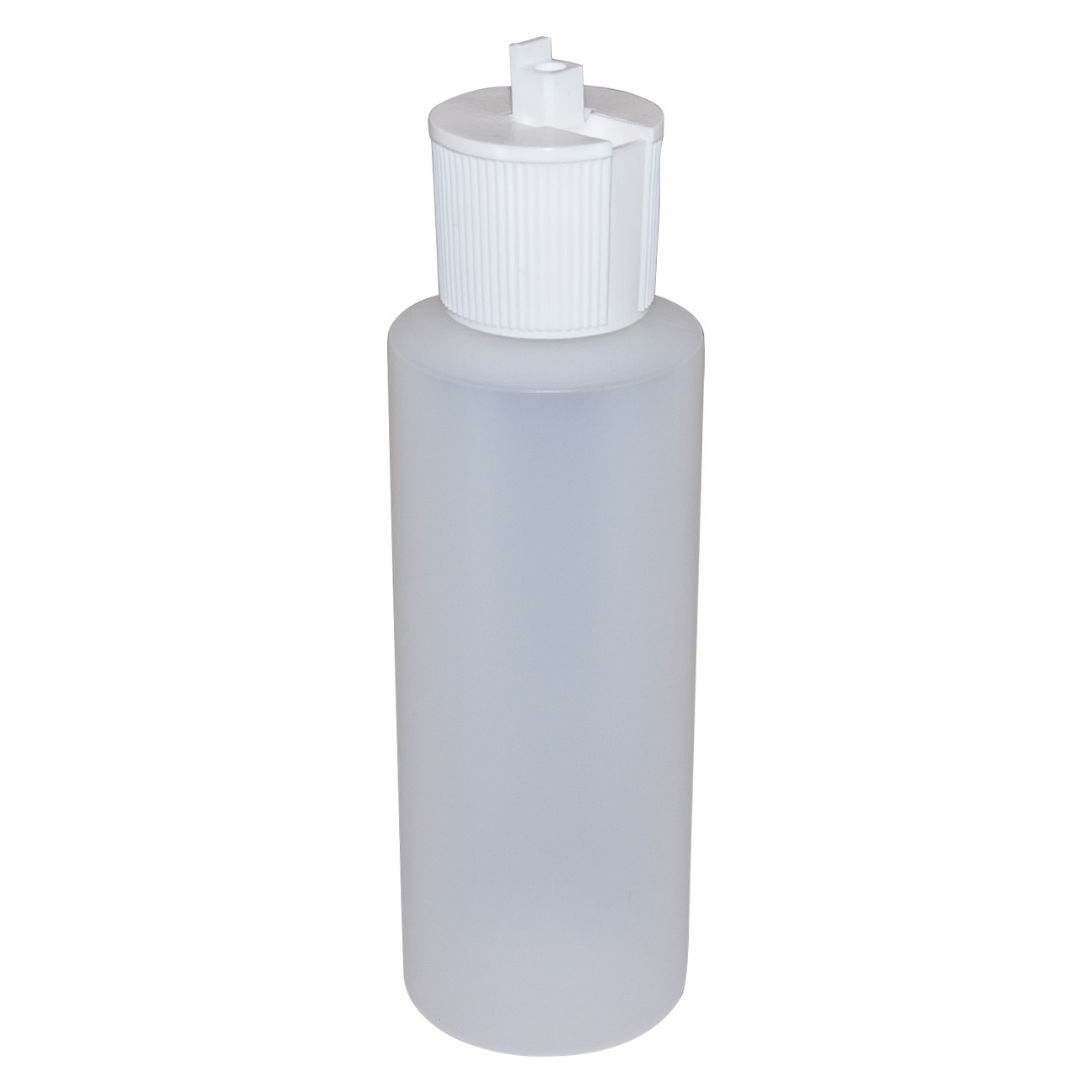 4oz Squeeze Bottle with Easy Flip Top