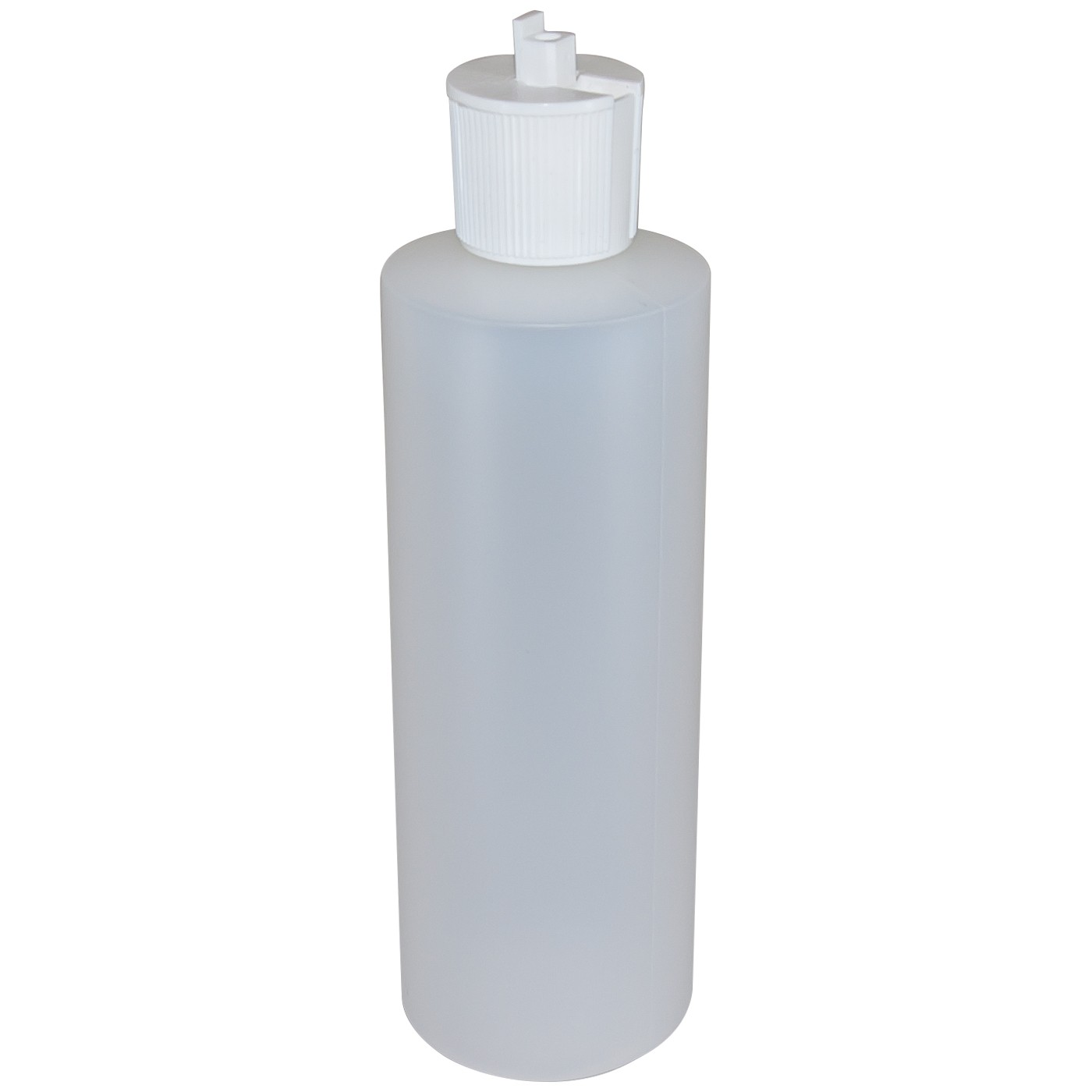 8oz Squeeze Bottle with Easy Flip Top