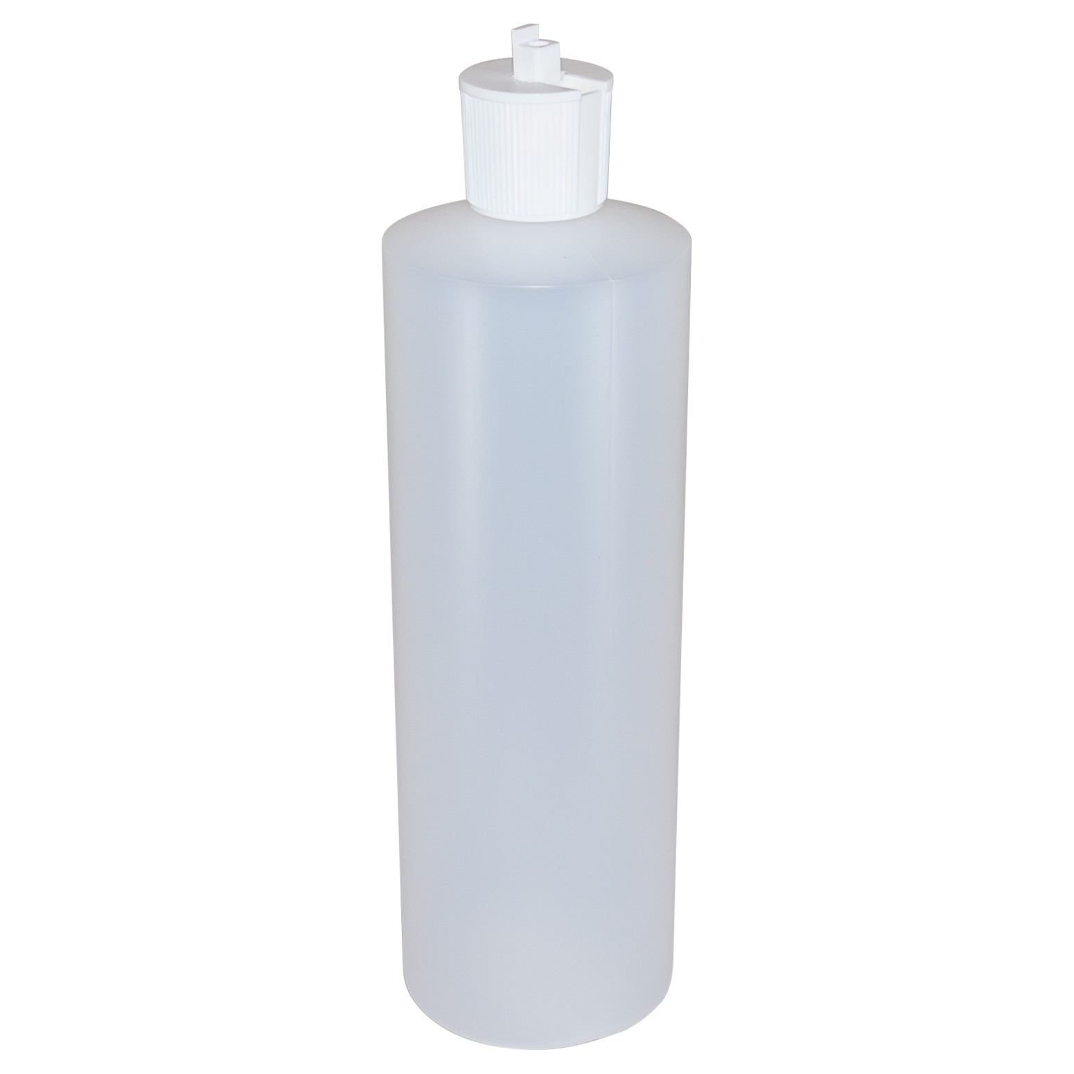 16oz Squeeze Bottle with Easy Flip Top