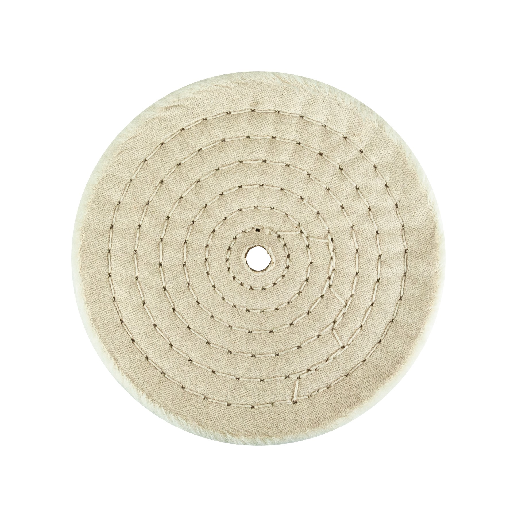 Cotton Buff Wheel - 6""