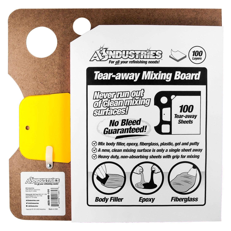 Tear-away Mixing Board (100 Sheets)