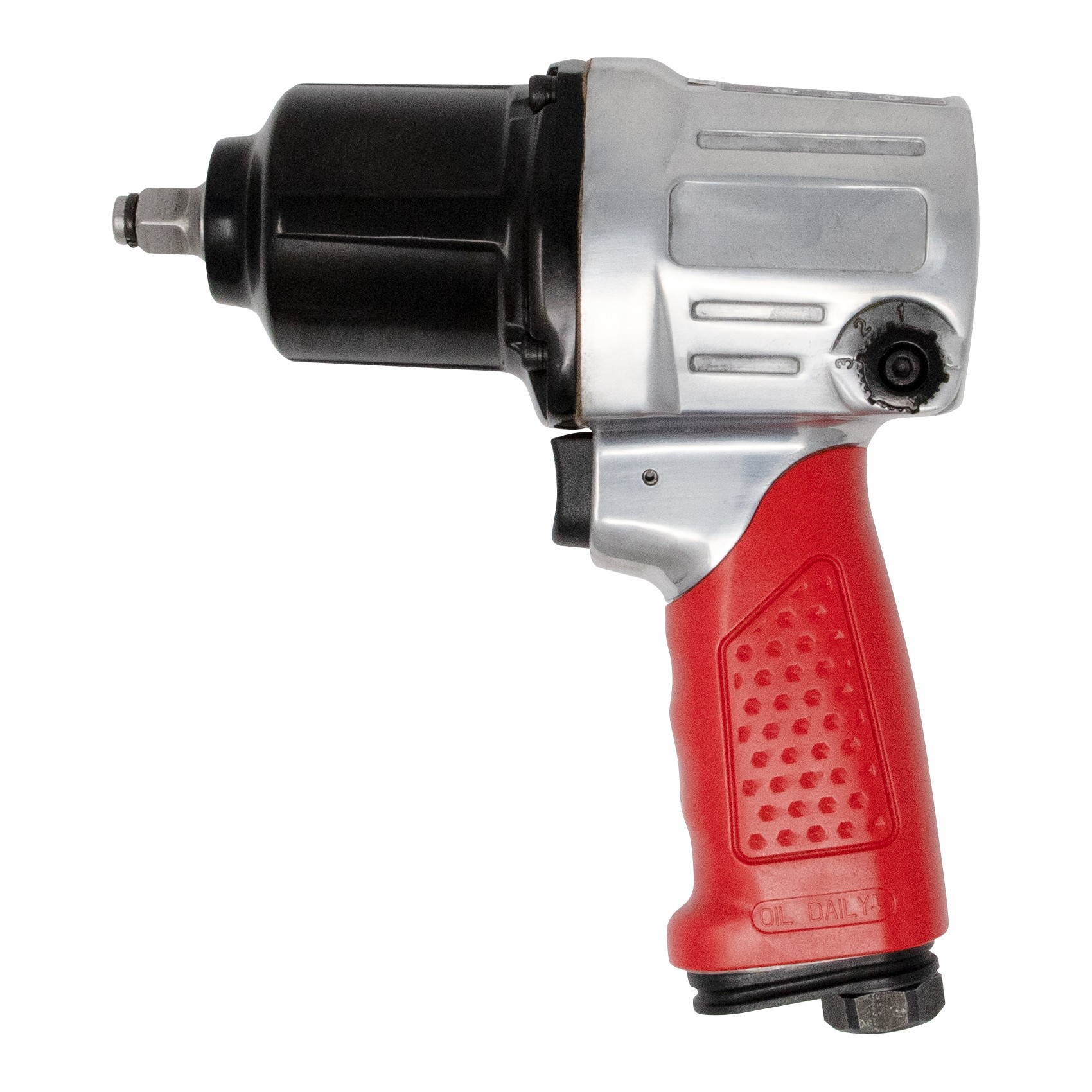 "3/8"" Heavy Duty Air Impact Wrench (Twin"