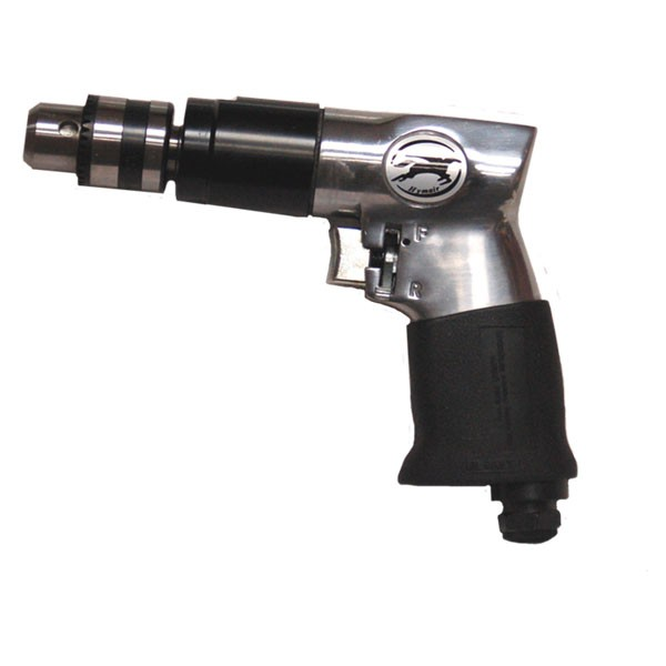 "3/8"" Reversible Air Drill - Soft Grip"