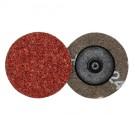 "2"" x 24 grit Rolok Sanding Disks 50PC"