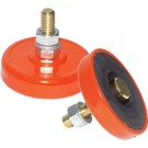 "Round Magnetic Grounding  Block - 2""  Diameter"