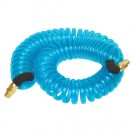 "Polyurethane Recoil Air Hose - 1/4"" x 25'"