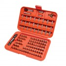 110 pc Ratchet & Security Bit Set