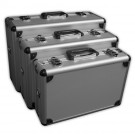 3pc Aluminum Case Set