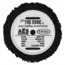 The Edge™ Wool Buffing Pad - Heavy Cut - Black