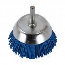 "Nylon Filament Brush - 3"" Cup"