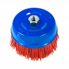"Nylon Filament Brush - 6"" Cup"