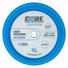 "CORE 8.5"" Foam Pad, Blue, Light Polishing"