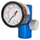 Air Regulator, Aluminum, 160psi Gauge