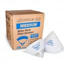 Premium Nylon Mesh Paint Strainers, 1000pc, Medium