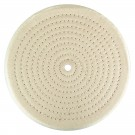 Cotton Buff Wheel - 8""