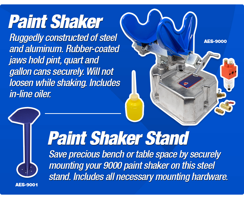 AES Paint Shaker