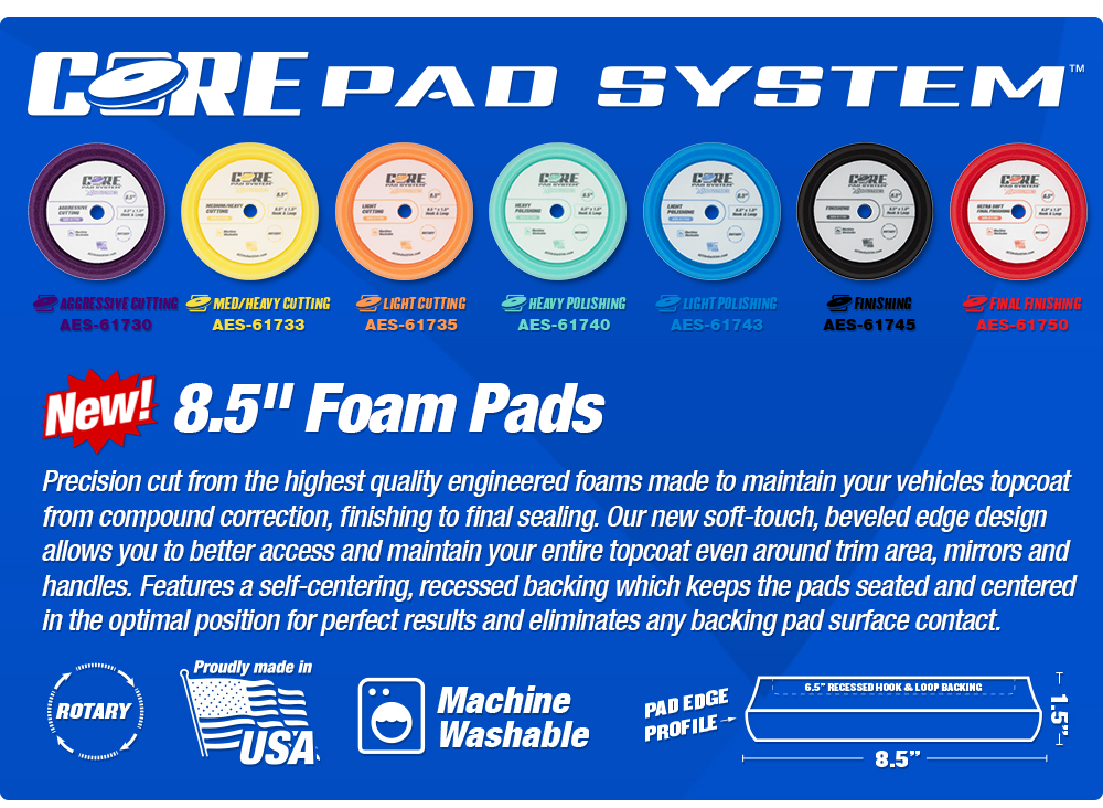CORE PAD SYSTEM
