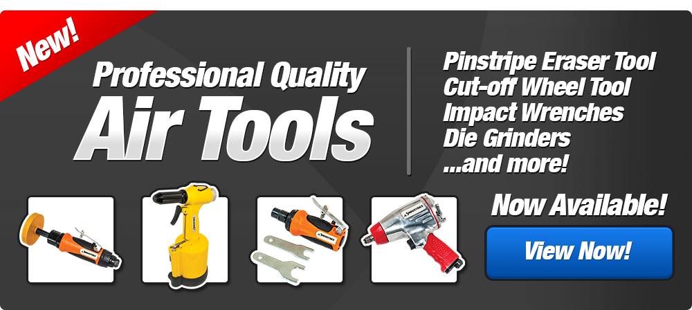New Professional Quality Air Tools!