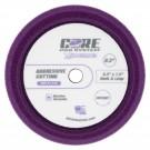 """CORE 8.5"""" Foam Pad, Purple, Aggressive Cutting"""